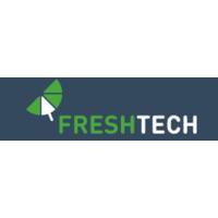 Логотип компании «FreshTech»