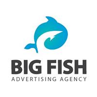 Логотип компании «Рекламное агентство Big Fish»