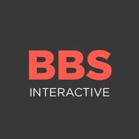 Логотип компании «BBS Interactive»