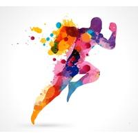Логотип компании «Бегунок»