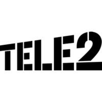 Логотип компании «Теле2»
