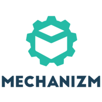 Логотип компании «Mechanizm»