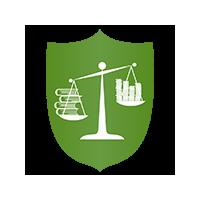 Логотип компании «Economic Security»