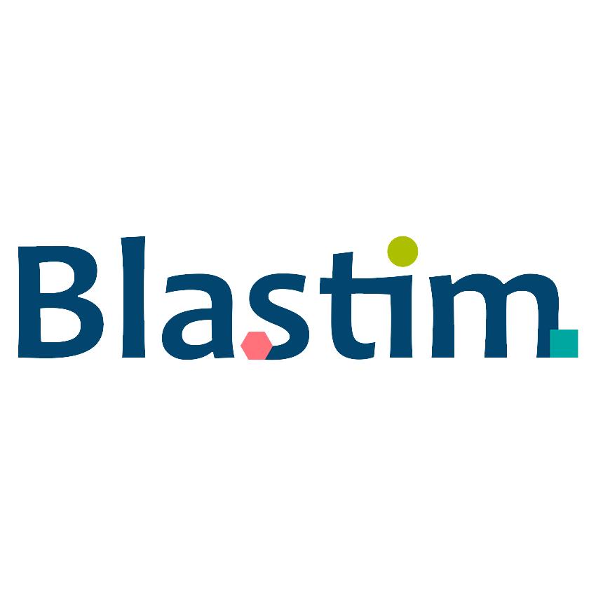 Логотип компании «Blastim»