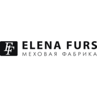 Логотип компании «ELENA FURS»