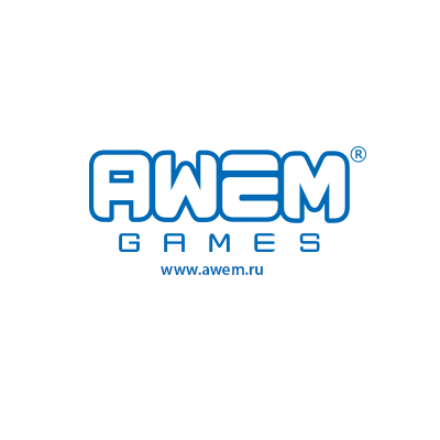 Логотип компании «Awem Games»