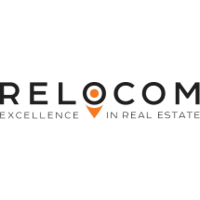 Логотип компании «RELOCOM»