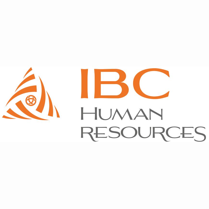 Логотип компании «IBC Human Resources»