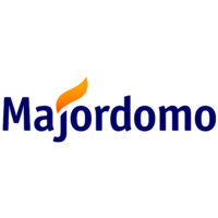 Логотип компании «Majordomo»