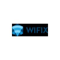 Логотип компании «WIFIX»