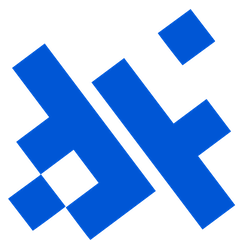 Логотип компании «DigiFabster»