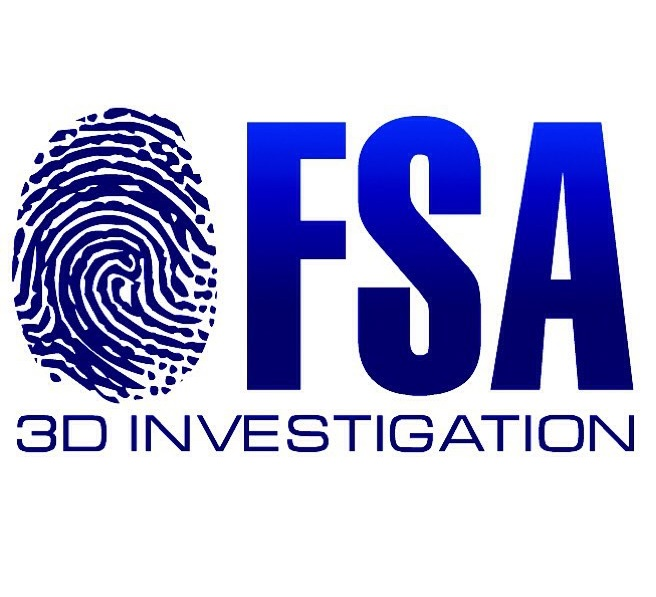 Логотип компании «FSA»