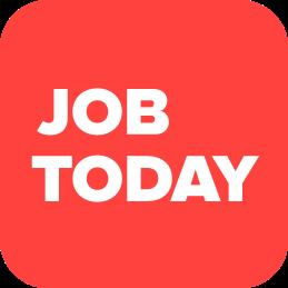 Логотип компании «JOB TODAY»