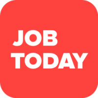 Логотип компании «JOB TODAY»
