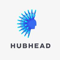 Логотип компании «Hubhead»
