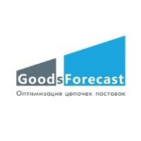 Логотип компании «GoodsForecast»
