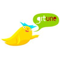 Логотип компании «Gitune»