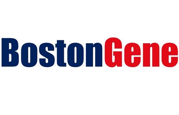 Логотип компании «BostonGene»