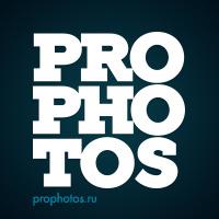 Логотип компании «Prophotos»