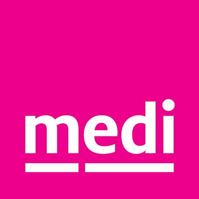 Логотип компании «МЕДИ РУС»