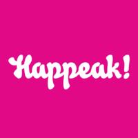 Логотип компании «Happeak!»