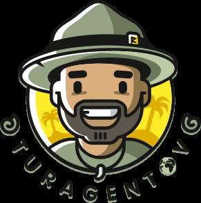Логотип компании «Турагентов.Ру»