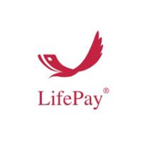 Логотип компании «LifePay»