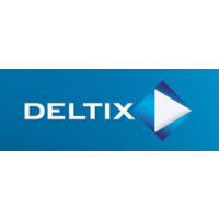 Логотип компании «Делтикс СПб»