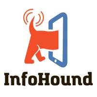 Логотип компании «InfoHound»