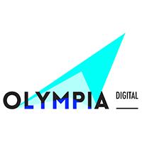 Логотип компании «OLYMPIA.digital»