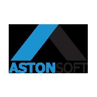 Логотип компании «Astonsoft»