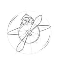 Логотип компании «Frontendy»