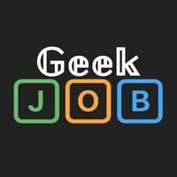 Логотип компании «GeekJOB»