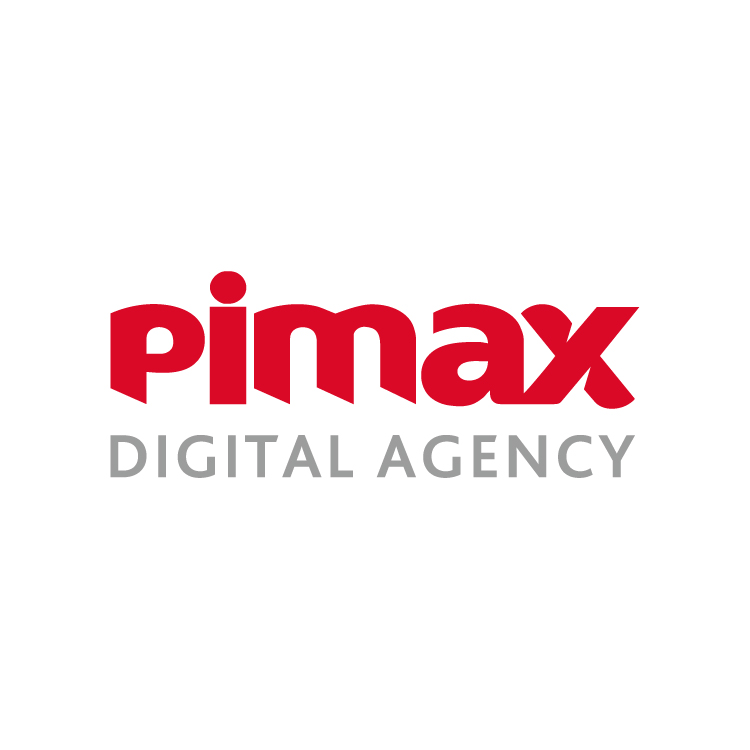 Логотип компании «Pimax Digital Agency»