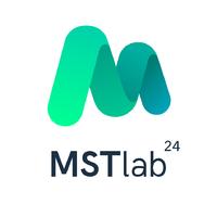 Логотип компании «MST Lab 24»