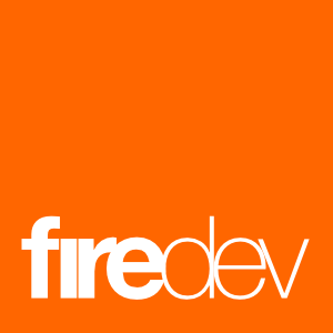 Логотип компании «firedev»