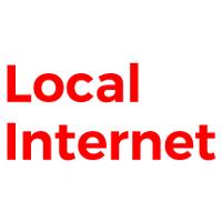Логотип компании «Local Internet»