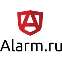 Логотип компании «Аларм.ру»