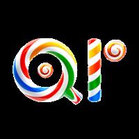 Логотип компании «Студия интерфейсов QR»