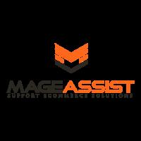 Логотип компании «MageAssist»