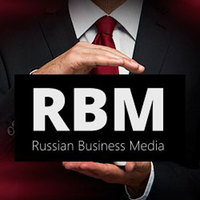 Логотип компании «RBM»