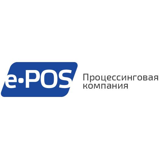 Логотип компании «e-POS»