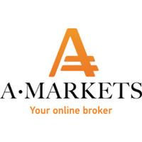 Логотип компании «AMarkets»