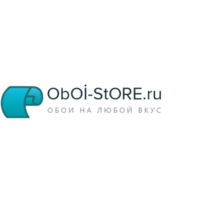 Логотип компании «Oboi-Store.ru»