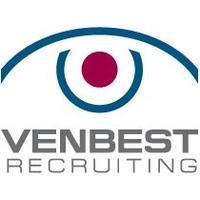 Логотип компании «Venbest Recruiting»