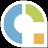 Логотип компании «Градотека»