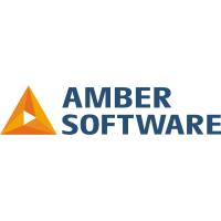 Логотип компании «Amber.Software»