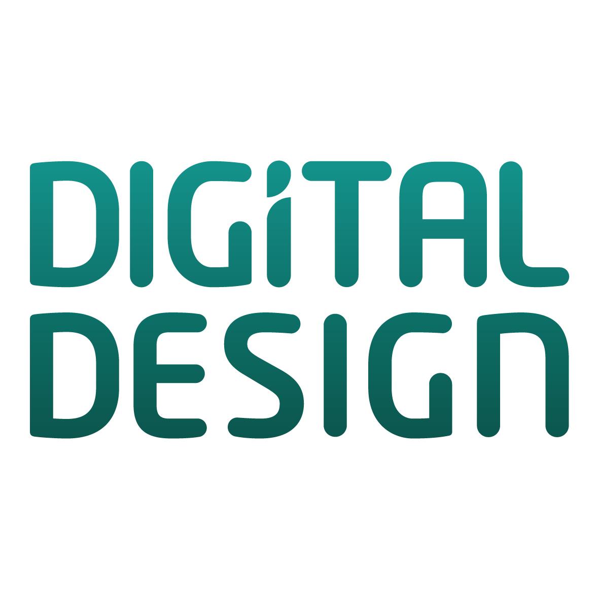 Логотип компании «Digital Design»