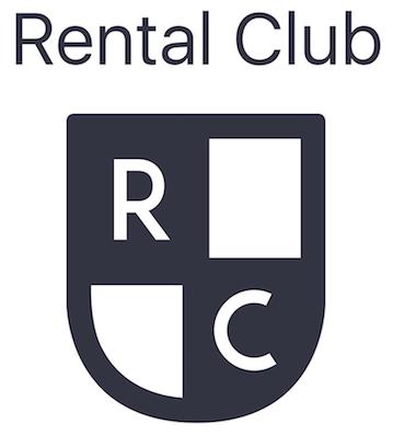 Логотип компании «Rental Club»