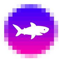 Логотип компании «Digital Sharks»